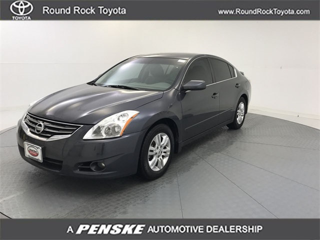 ... Front Wheel Drive Sedan. Pre Owned 2012 Nissan Altima 2.5 S