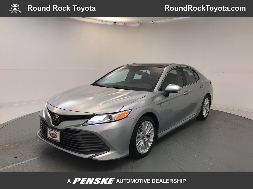 New 2018 Toyota Camry XLE Automatic