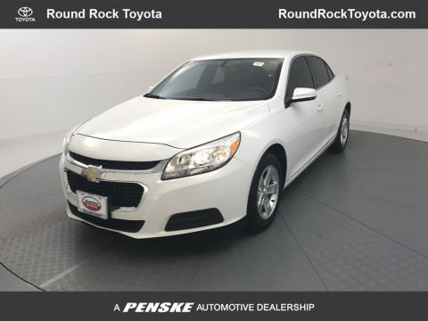 Pre-Owned 2016 Chevrolet Malibu Limited LT