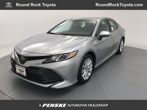 New 2019 Toyota Camry LE Automatic